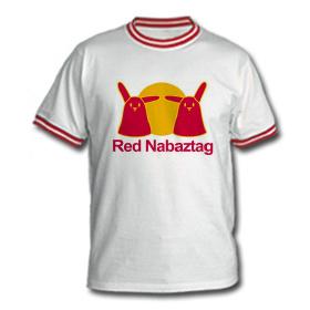 signe de geekitude...le nab's tee-shirt... - Page 3 Tshirt-red